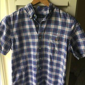 Men's Ralph Lauren Button Down Shirt Small